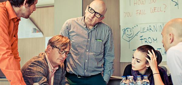 Delavnica Zeleno podjetništvo z Victorjem Branaganom