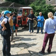 Visit of German association for landscape management – DVL in Slovenia