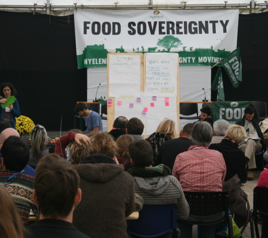 2nd Nyéléni Europe Forum for Food Sovereignty – the biggest ever convergence of Pan-European food sovereignty movements