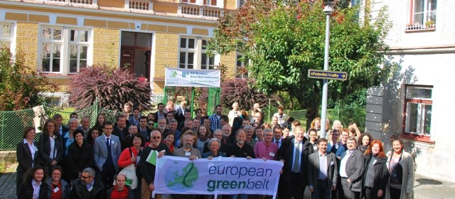 8th Pan-European GreenBelt Conference, (23.-26.9.2014)