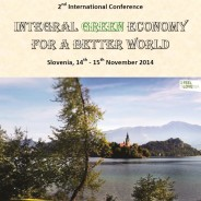 2nd International Conference Integral Green Economy for a Better World